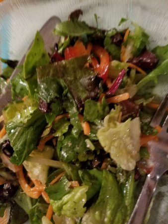 Westminster, MA: Greens Salad