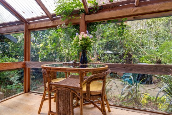 Arcadia Cottages: Olinda Cottage Conservatory