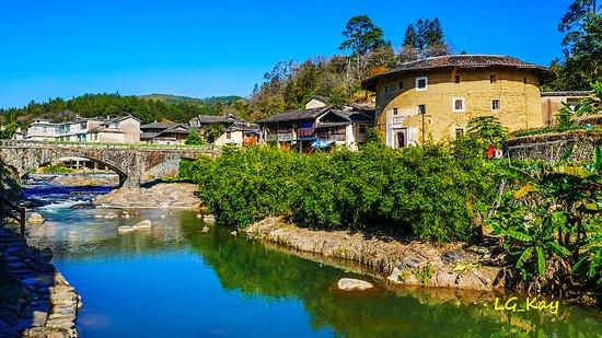 Hakka Culture Village of Yongding