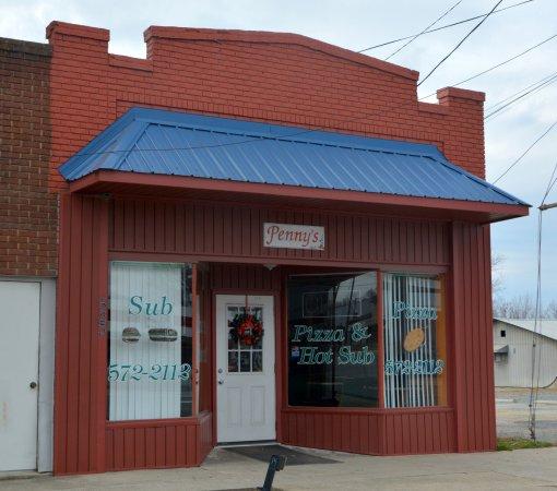 Troy, NC: Entrance