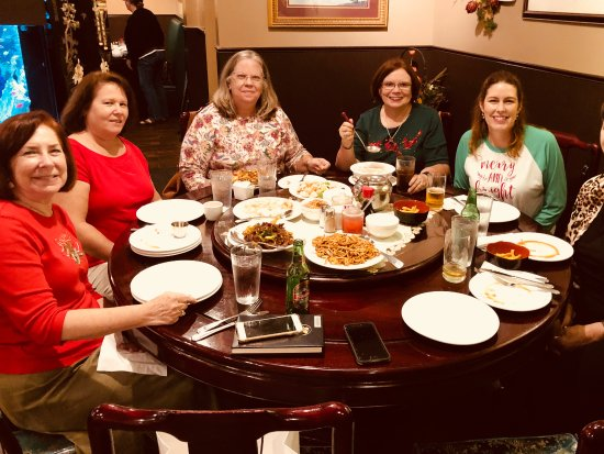 Winter Springs, Φλόριντα: Fun for a book club!