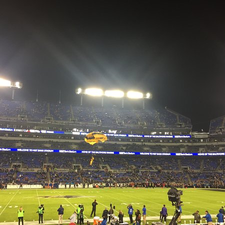 M t bank stadium baltimore all you need to know before for Restaurants m t bank stadium