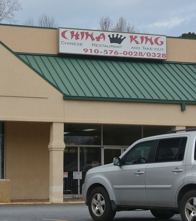 Troy, NC: Hidden in a small strip mall