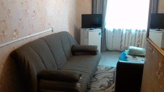 Chegdomyn, Russland: номер на втором этаже, повышенной комфортности