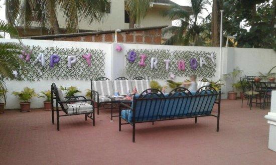 Balcony - Picture of Baywalk Goa, Morjim - Tripadvisor