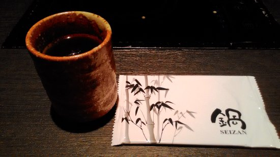 Nabe Seizan : Japanese tea