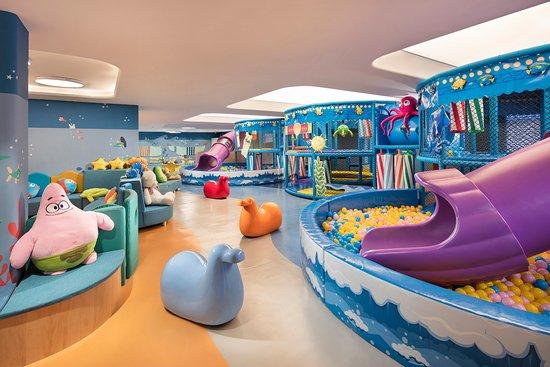 Kidz Paradise 儿童乐园 (滑梯游乐区和幼儿游戏区)