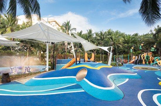 Kidz Paradise 儿童乐园 (章鱼大世界和甜蜜海星岛)
