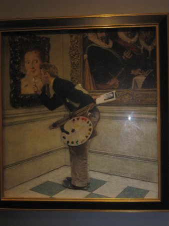 'Star Wars' creator's museum buys Rockwell masterpiece