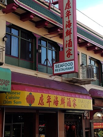 Chinatown San Francisco Hk Cafe