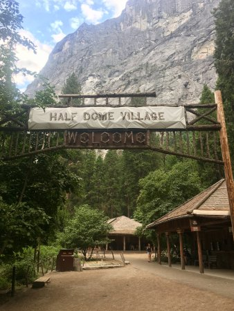 Welcome to Half Dome Village!
