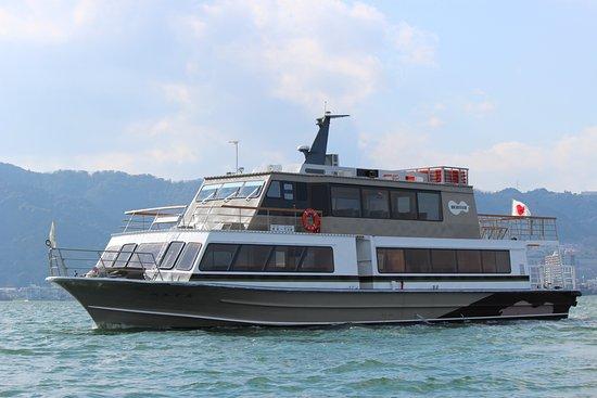 Biwako Kisen Chikubushima Cruise