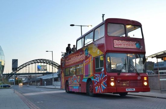 City Sightseeing Newcastle Hop-On...
