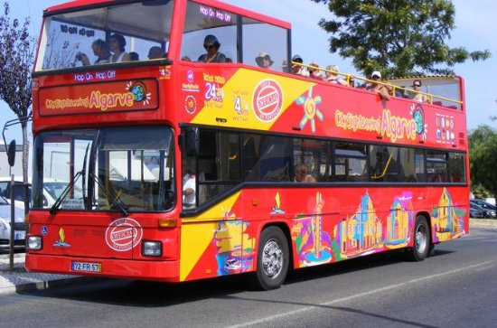 City Sightseeing Albufeira Hop-On...