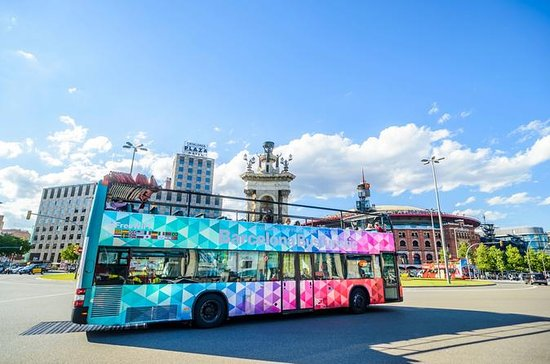 Barcelona City Sightseeing Hop-On Hop-Off Bus Tour