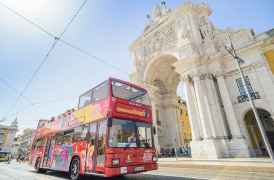 City Sightseeing Lisbon Hop-On ...
