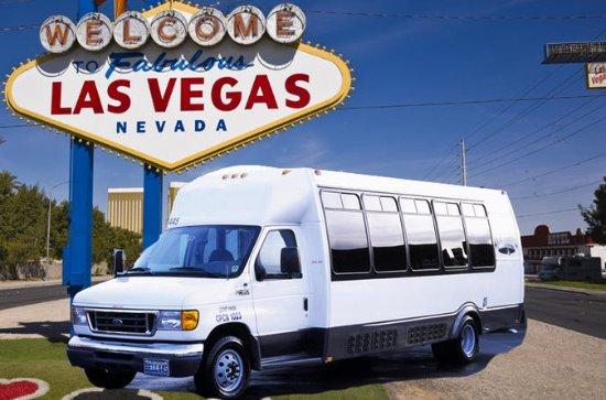 Las Vegas Strip Round-Trip 24/7 Airport Transfer