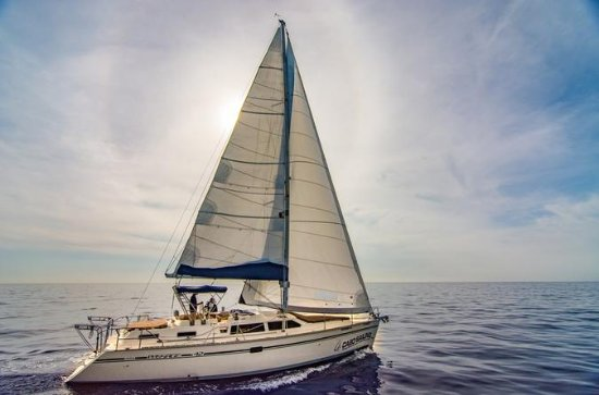 Private Luxury Sailing Yacht and