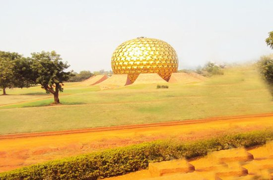 Private Full-Day Tour of Auroville...
