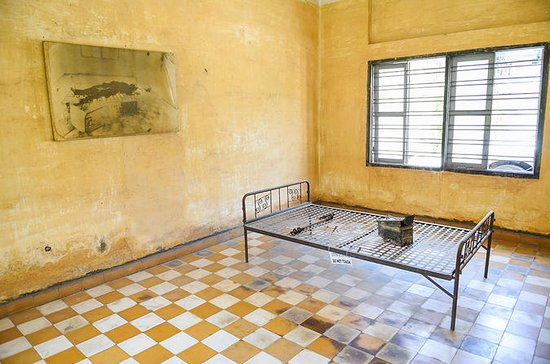 Half-Day Tuol Sleng Museum and Cheung