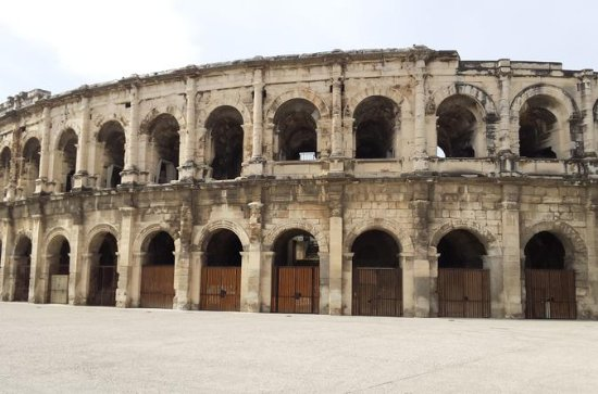 Half-Day Nimes, Uzes, and Pont du ...
