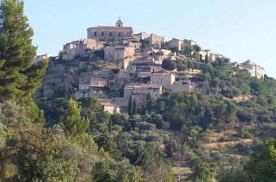 Halve dag Luberon, Roussillon en ...