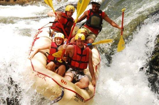 Tenorio River White-Water Rafting...