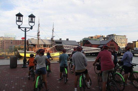 Bikes at Night Boston City Tour