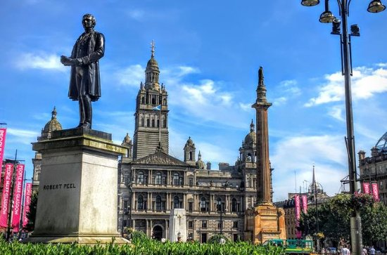 Half-Day Private Glasgow Must-Sees...