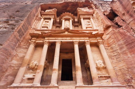 Amman Petra Private Full-Day Trip