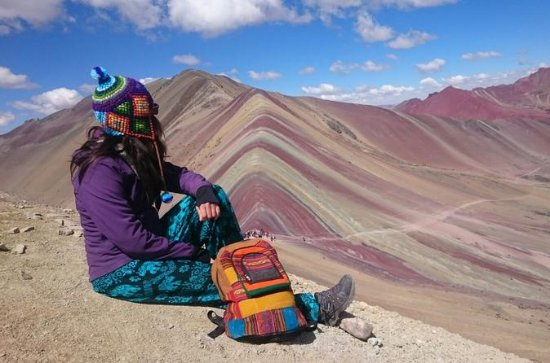 Full Day Rainbow Mountain Day Trip from...