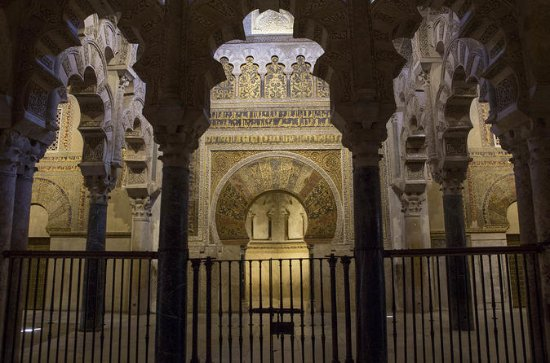 Cordoba Mosque-Cathedral and Jewish...