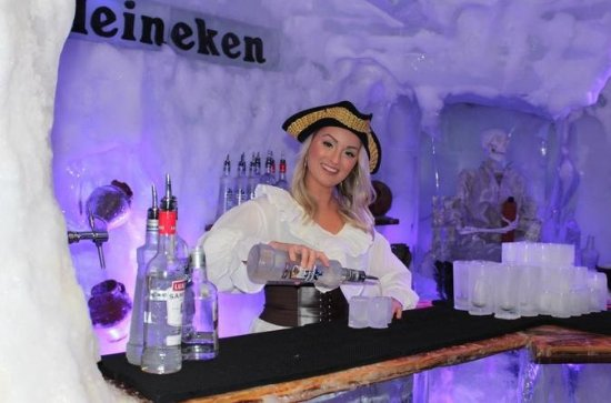 XtraCold Icebar Amsterdam Fast-Track...