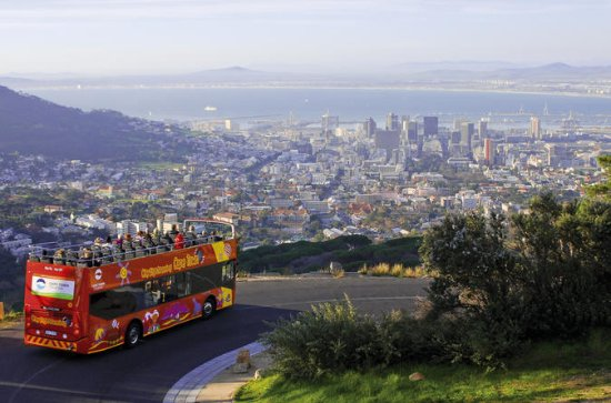1- or 2-day Cape Town Hop-on Hop-off ...