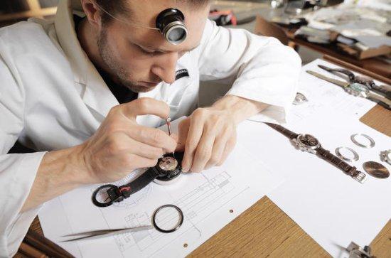 チューリッヒのÀモーリス腕時計ワークショップ