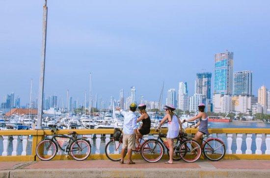 Recorrido en bicicleta por Cartagena