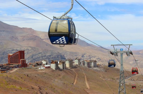 Farellones und Valle Nevado Sommer Tour...