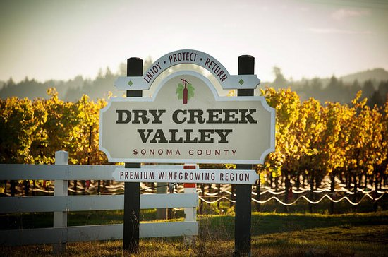 Tour de degustación de vinos Dry Creek Valley de 6 horas