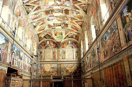 Tour du Vatican classique