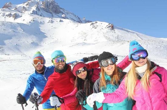 Erciyes (Argaeus) Mountain Ski Tour...