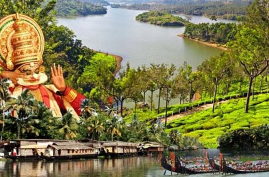 HIGHLIGHTS OF SOUTH INDIA WITH LUXURY ...