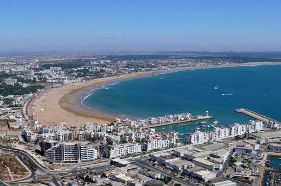 Halber Tag Agadir Landausflug