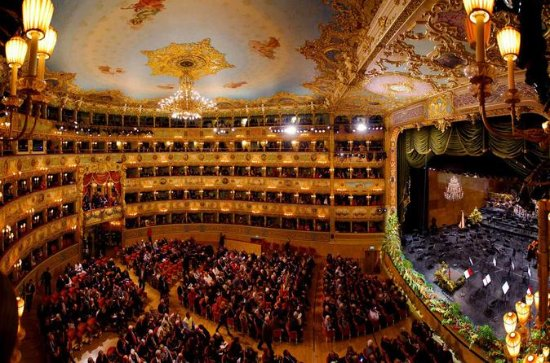 La Fenice Theater guided tour in ...
