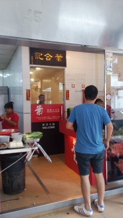 Oasis Restaurant - Yap Restaurant - HappyCow