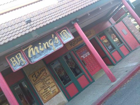 Yreka, Kalifornia: Entrance