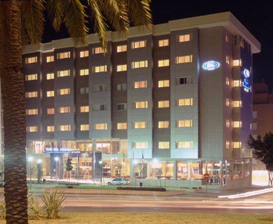 Elba Almeria Hotel: Exterior