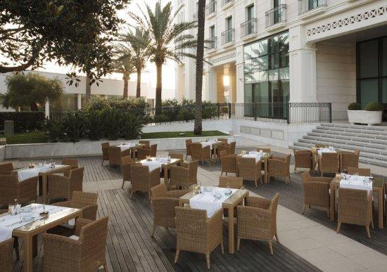 Spa foto di hotel las arenas balneario resort valencia - Spa balneario valencia ...