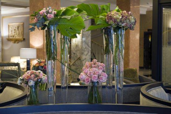 Hotel El Avenida Palace: Lobby