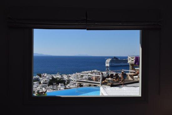 Vencia Hotel: junior suite front seaview
