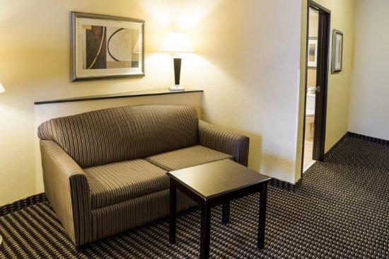 Comfort Suites Rochester: Guest room